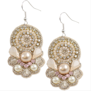 Pink Blush Earrings
