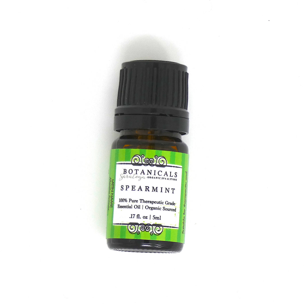 Essential Oil: Spearmint - Organic (5ml)