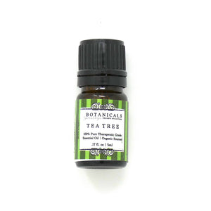 Essential Oil: Tea Tree - Organic (5ml)