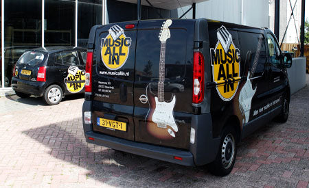 music all in transport