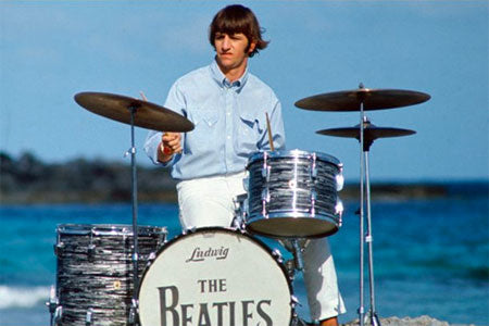 ringo starr drum kit