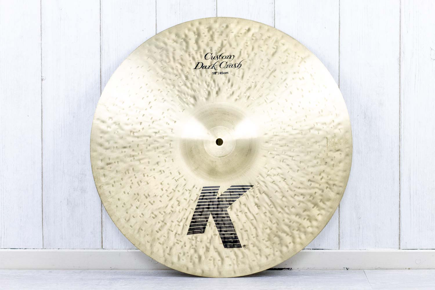 "Zildjian K Custom 18"" Dark crash bekken (5476758028452)"