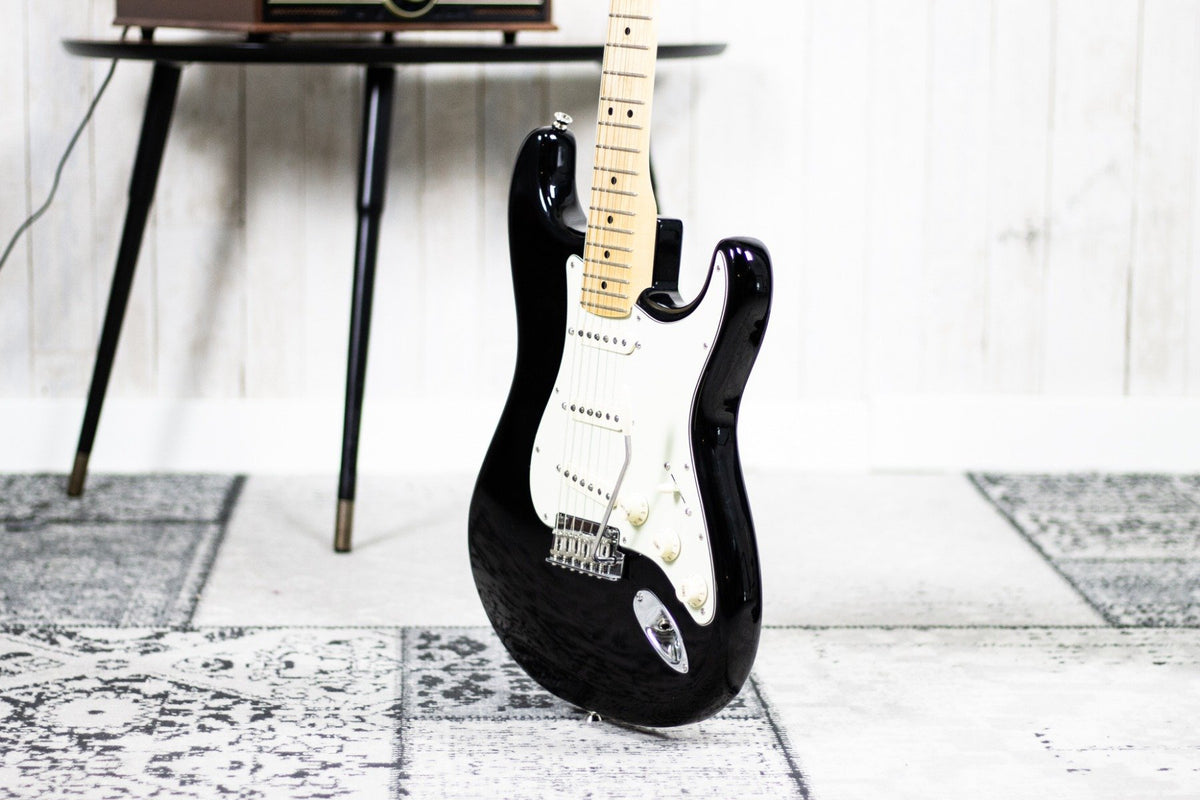 Fender American Professional Stratocaster Black MN