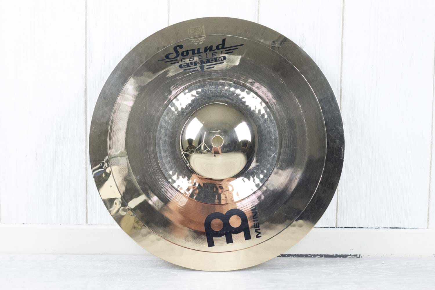 "Meinl Soundcaster 12"" Custom Distortion Splash bekken (5479769145508)"