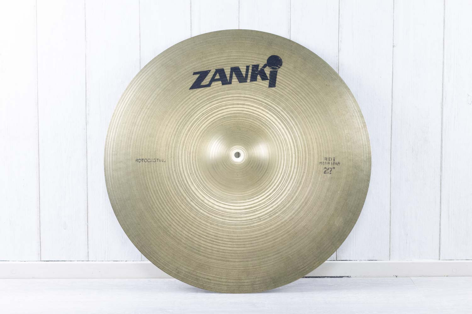 Zanki Rotocasting 22'' Medium Heavy Ride (5479933509796)
