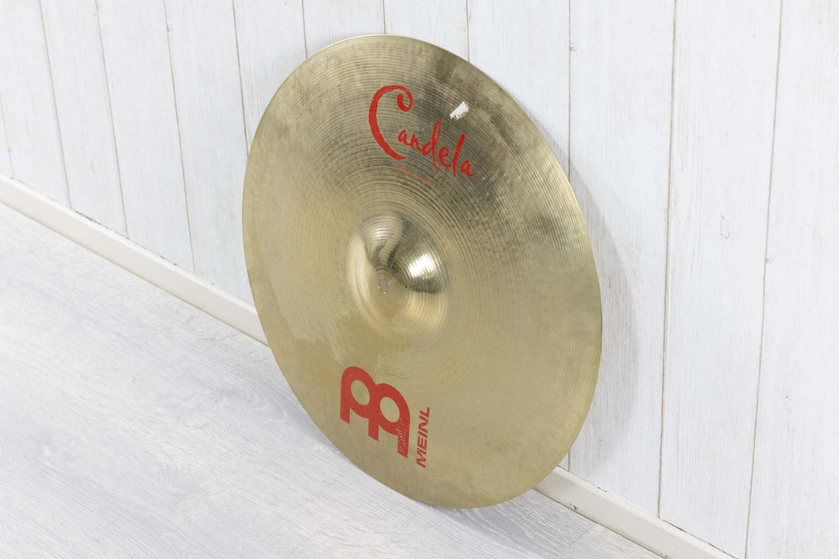 Meinl Candela 18'' Timbales Crash Ride (5474279424164)