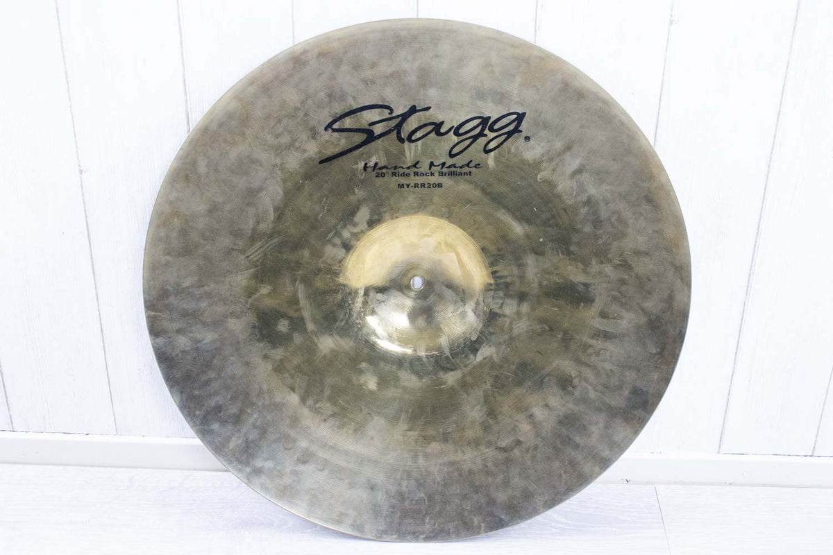 Stagg Myra 20'' Rock Ride Brilliant