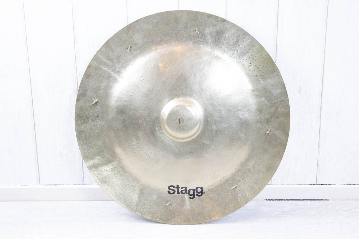 Stagg Senza 18'' Sizzle China (5473879752868)