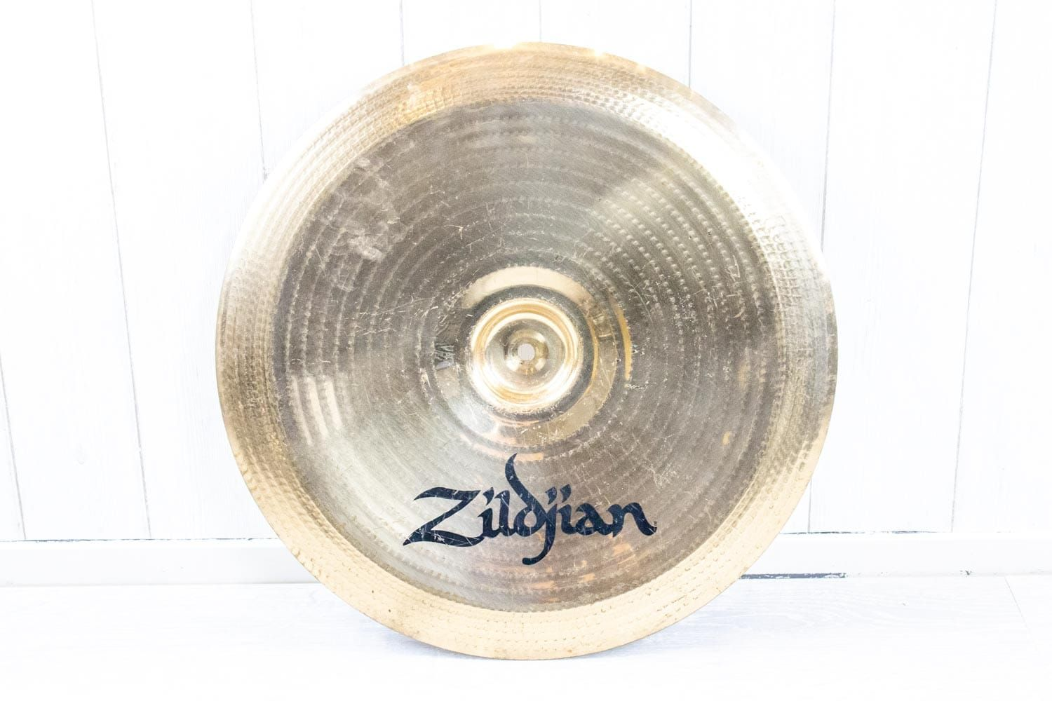 Zildjian Bronze Scimitar 18'' China (5473910882468)