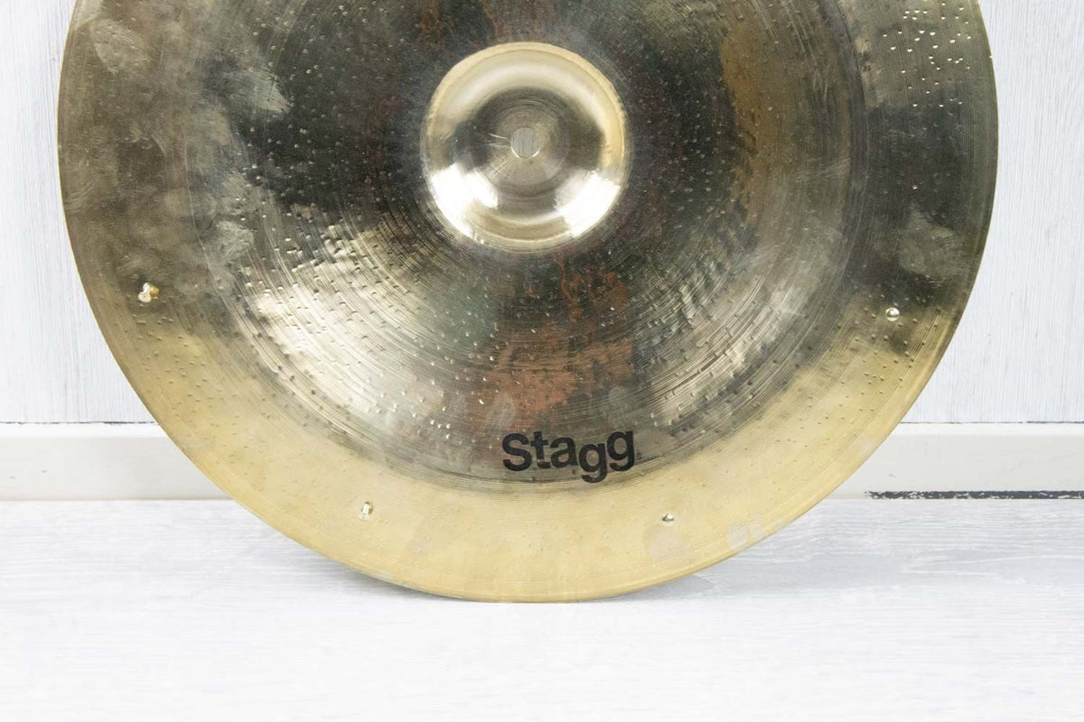 Stagg 16'' Sizzle China (5473768046756)
