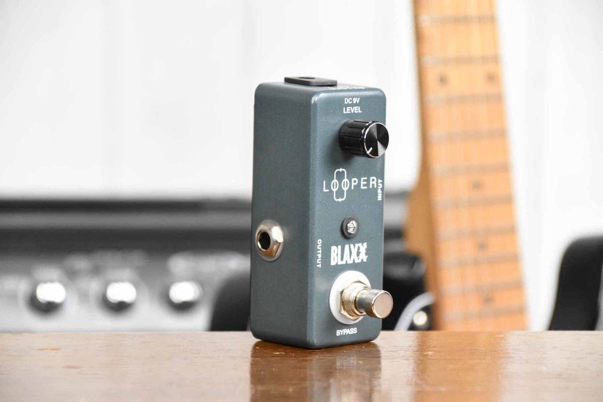 Blaxx BX-LOOP Looper Mini Pedaal