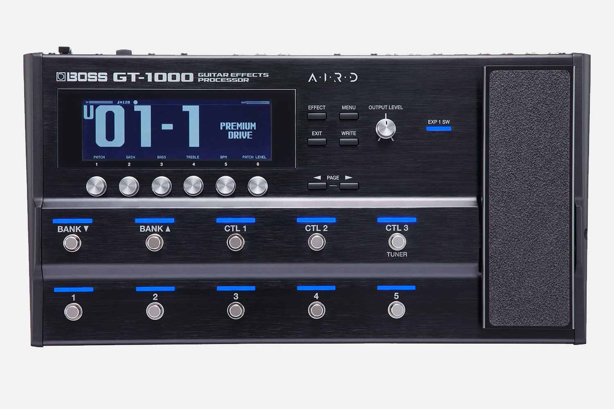 Boss GT-1000 Gitaar Effect Processor