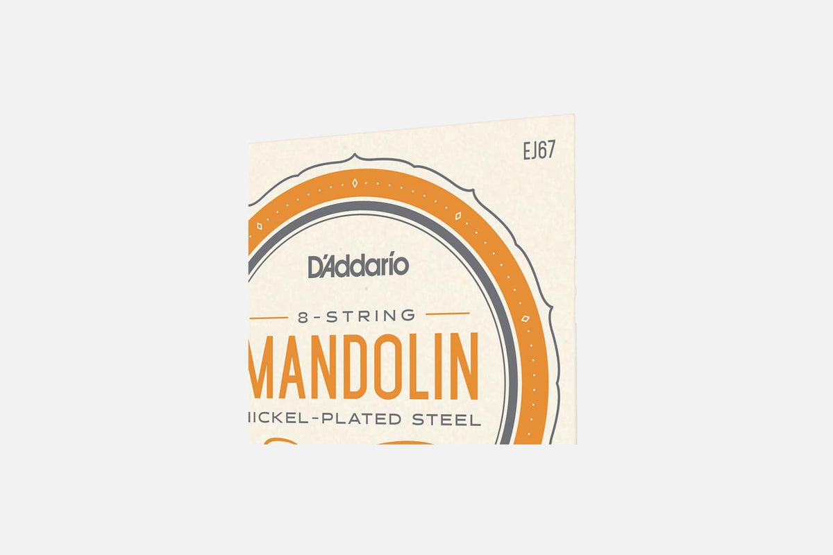 D'Addario EJ67 Nickel Medium 011-039 (5288041775268)