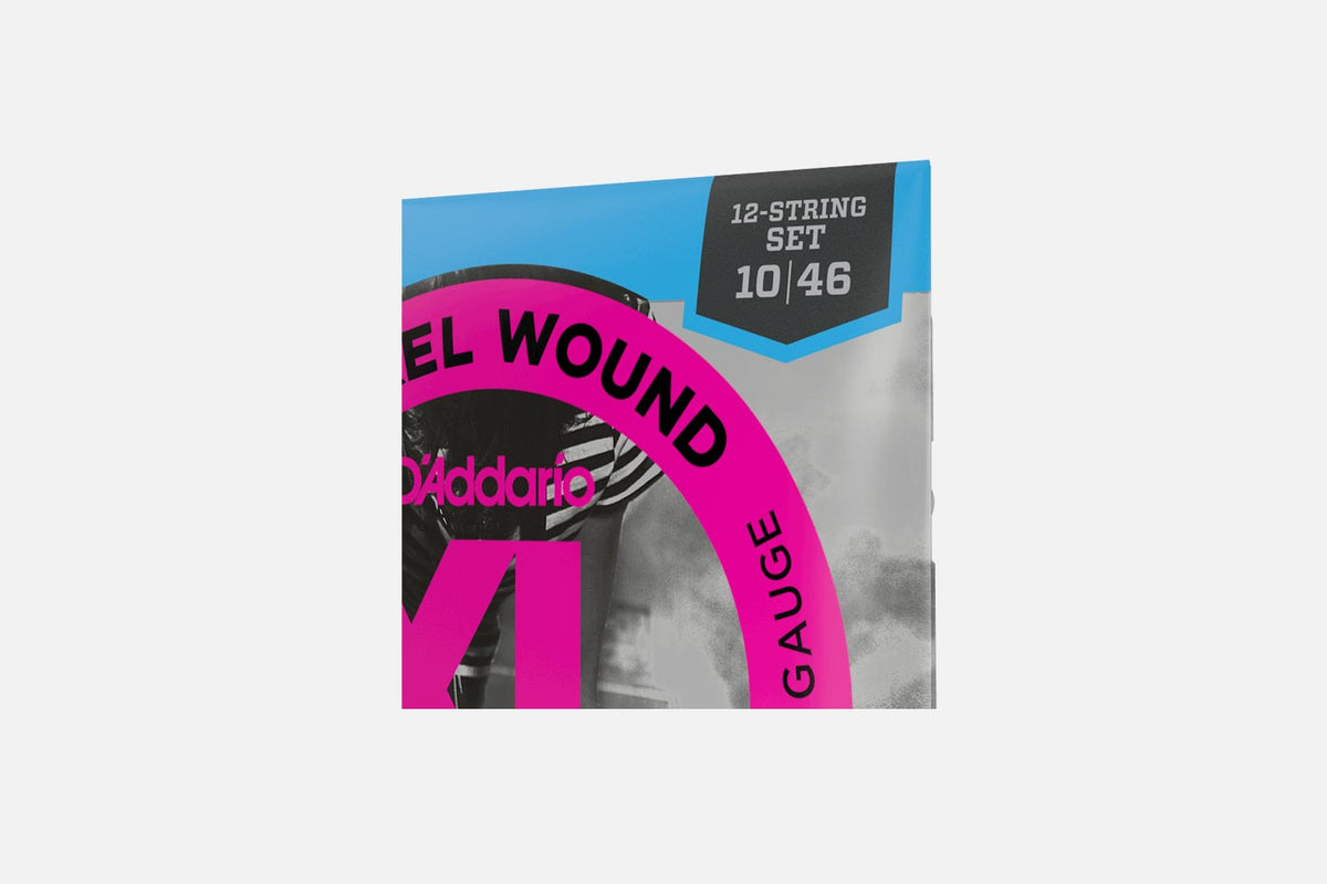 D'Addario EXL150-12 string Nickel wound 010-046 (5288083849380)