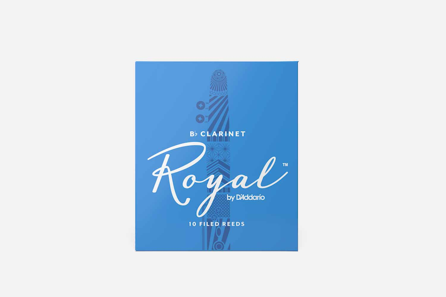 D'Addario Royal rieten voor Bb klarinet (5437508026532)