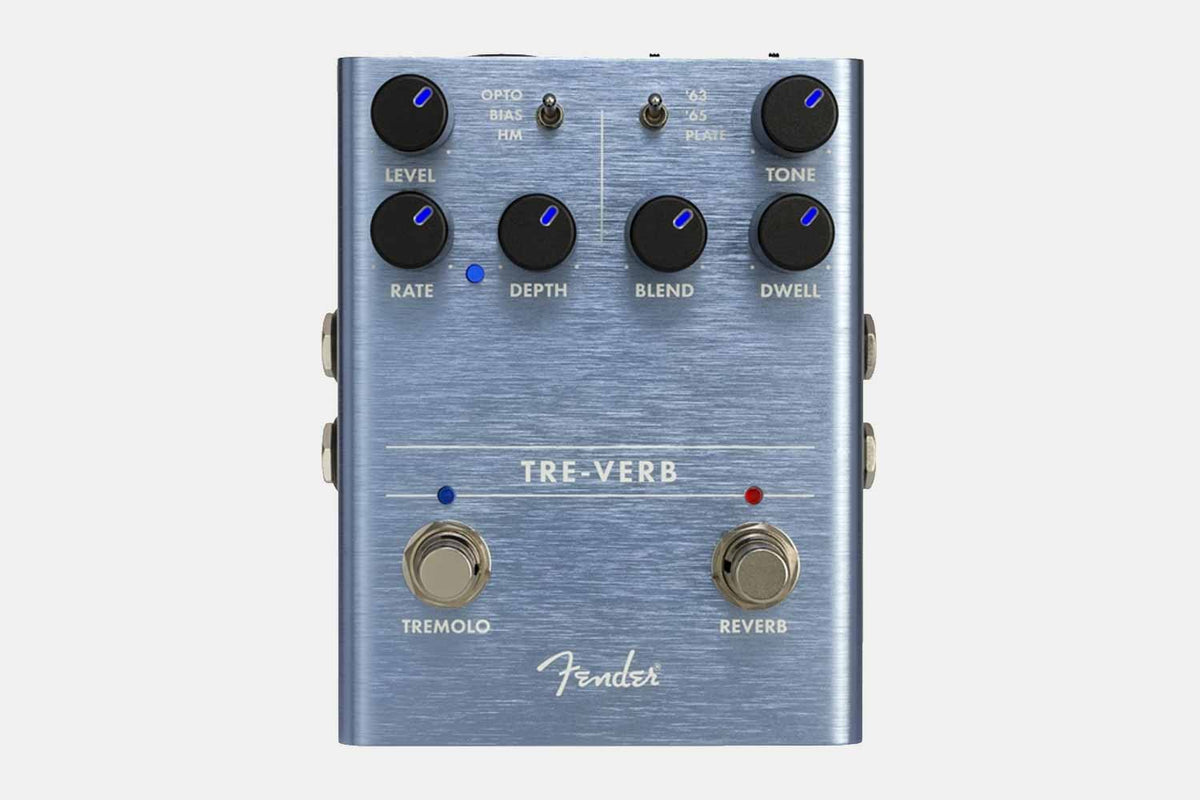 Fender Tre-Verb Digital Reverb/Tremolo