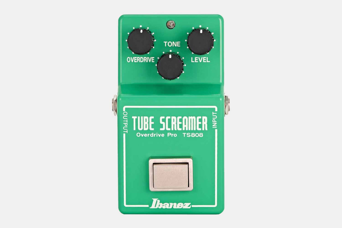 Ibanez TS808 Tube Screamer Overdrive Pro (5412427038884)