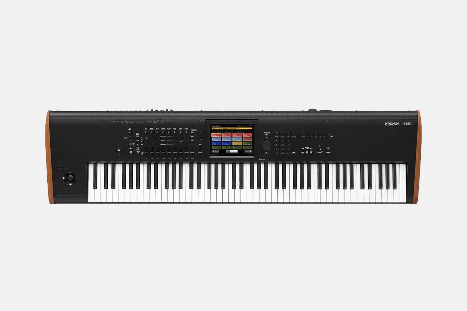 Korg Kronos 88 Workstation Synthesizer (5424624173220)