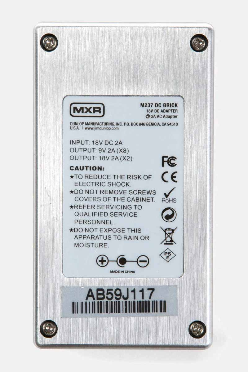 MXR M237 DC-Brick Power Supply