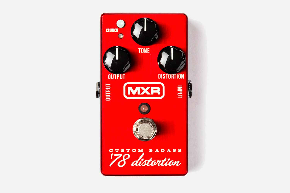MXR M78 Custom Badass '78 Distortion (5355811602596)