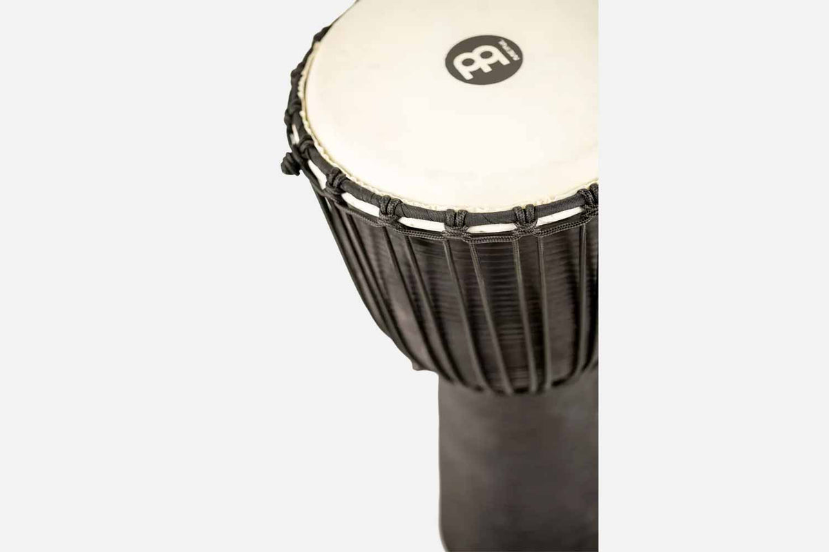 Meinl HDJ3-L 12'' 'Black River' Djembe roped (5457383293092)