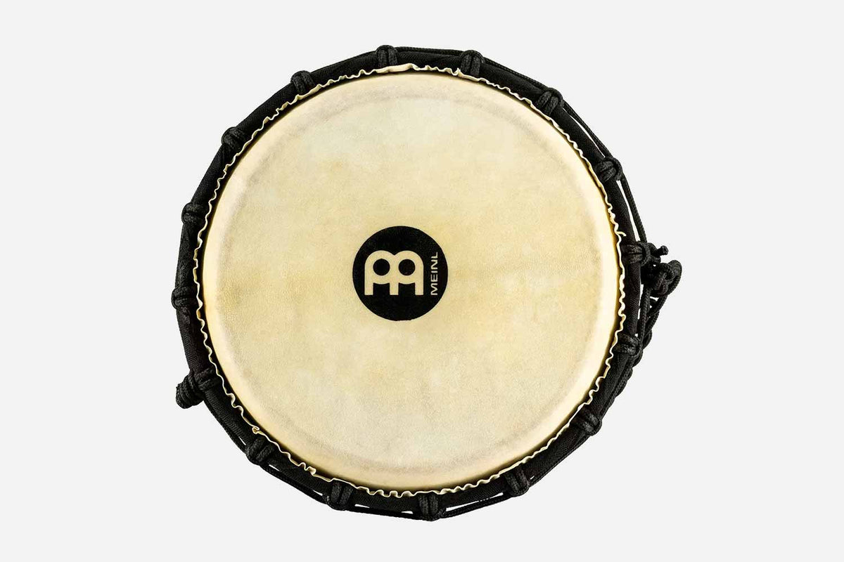 "Meinl HDJ3-S 8"" ''Black River'' Djembe roped"