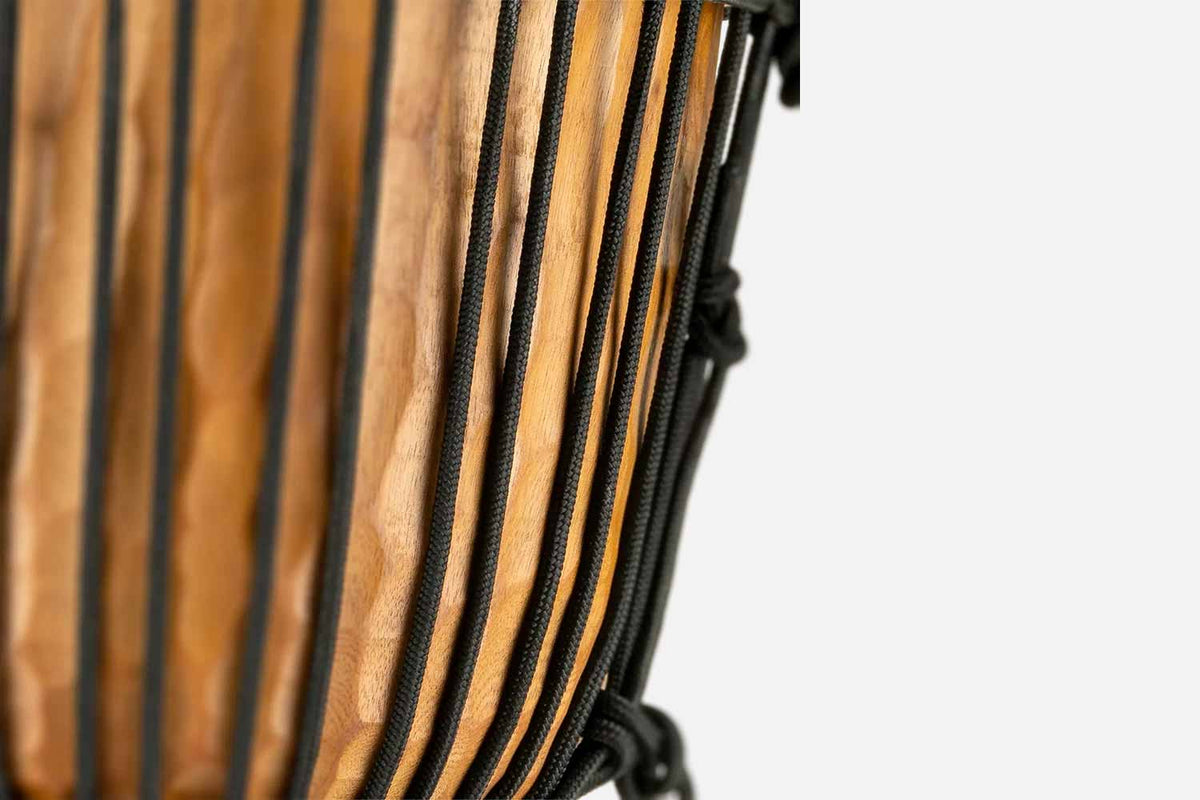 Meinl HDJ4-M 'Nile series' Djembe 'Headliner' series roped (5457508925604)