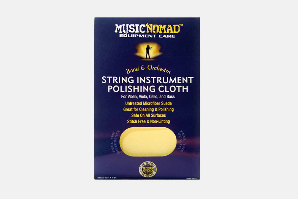 Music Nomad String Instrument Microfiber Cloth - MN731 (5482015719588)