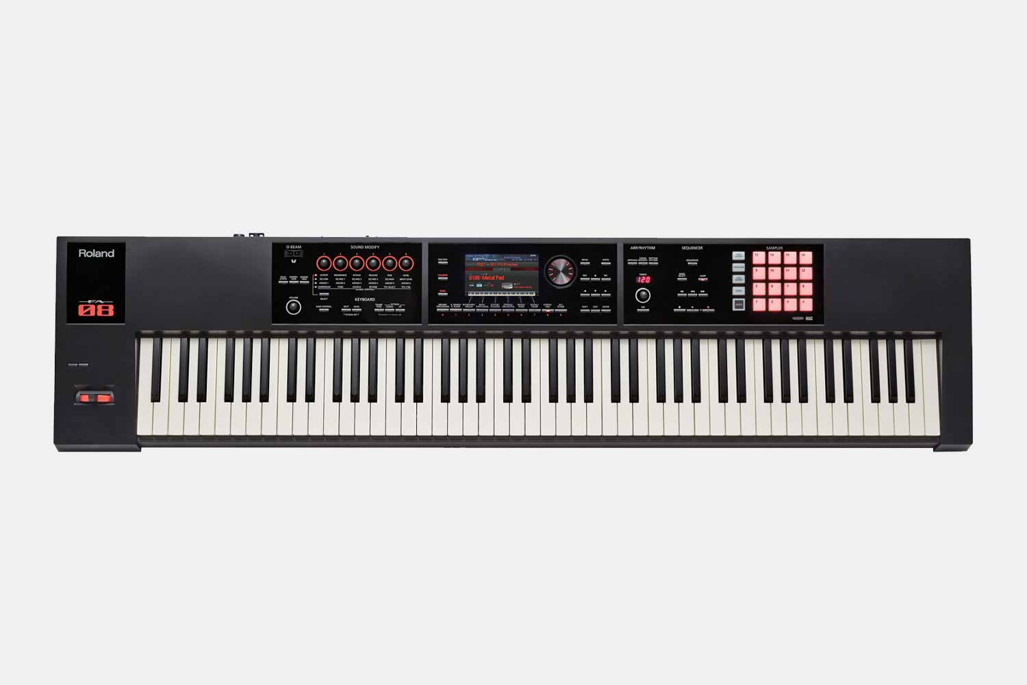 Roland FA-08 workstation (5424899653796)