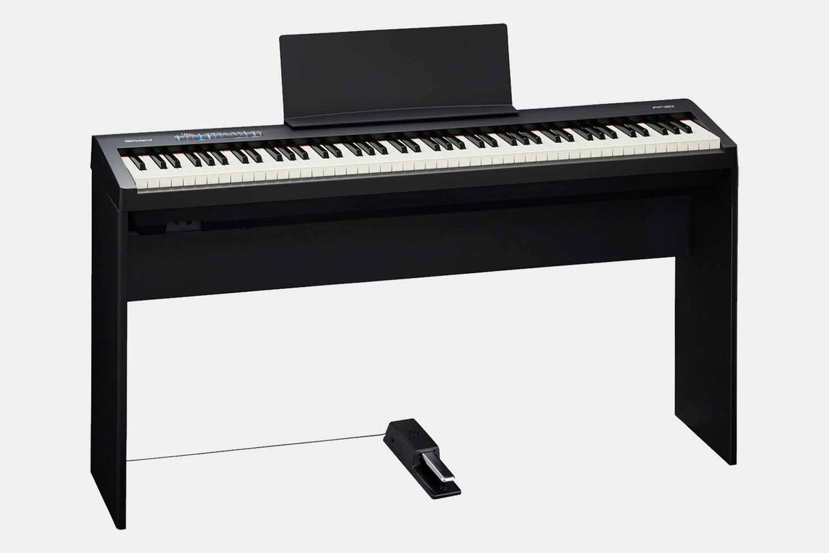 Roland FP-30 Black Stagepiano