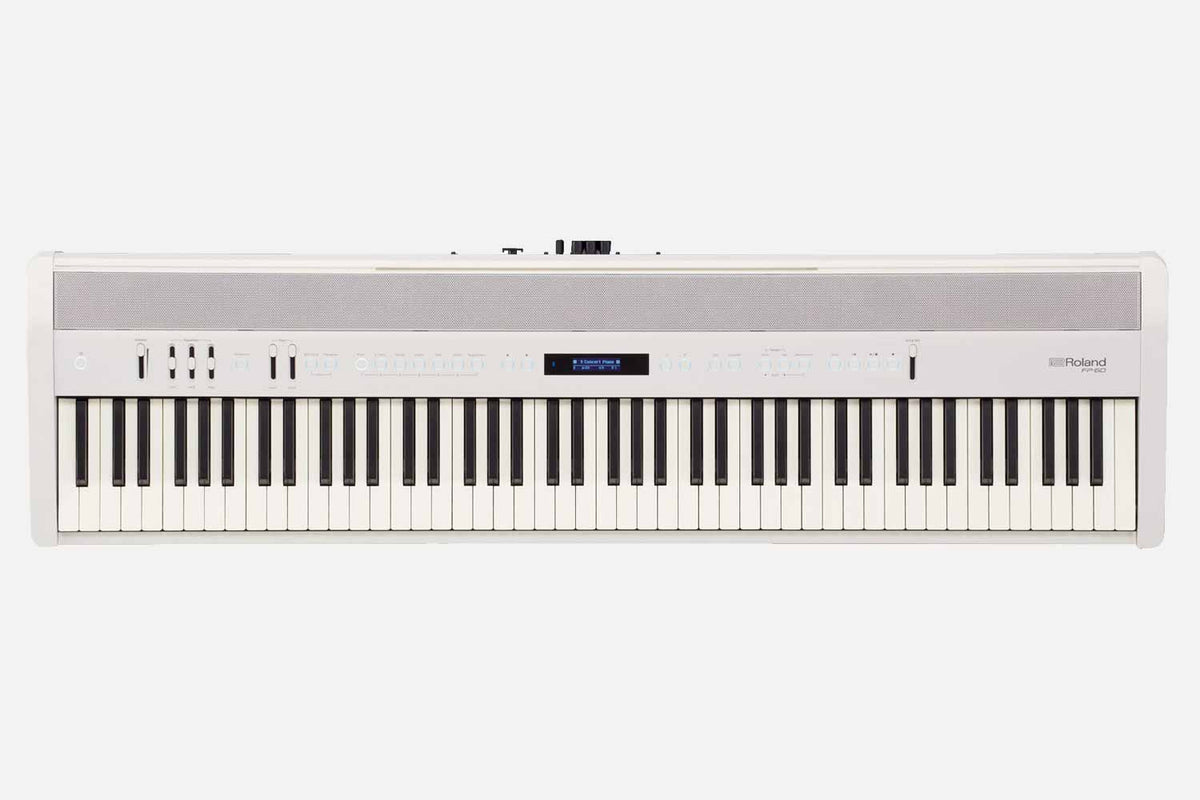 Roland FP-60 WH Stagepiano Wit