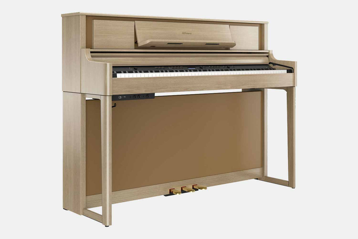 Roland LX705-LA Light Oak Digitale Piano