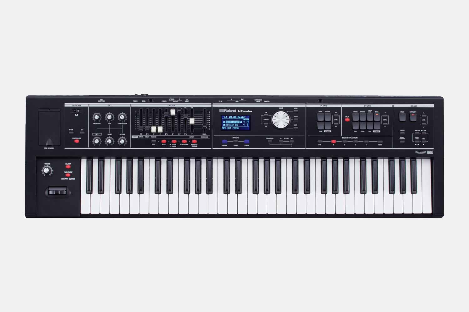 Roland VR-09B V-Combo Live Performance Keyboard (5424519282852)