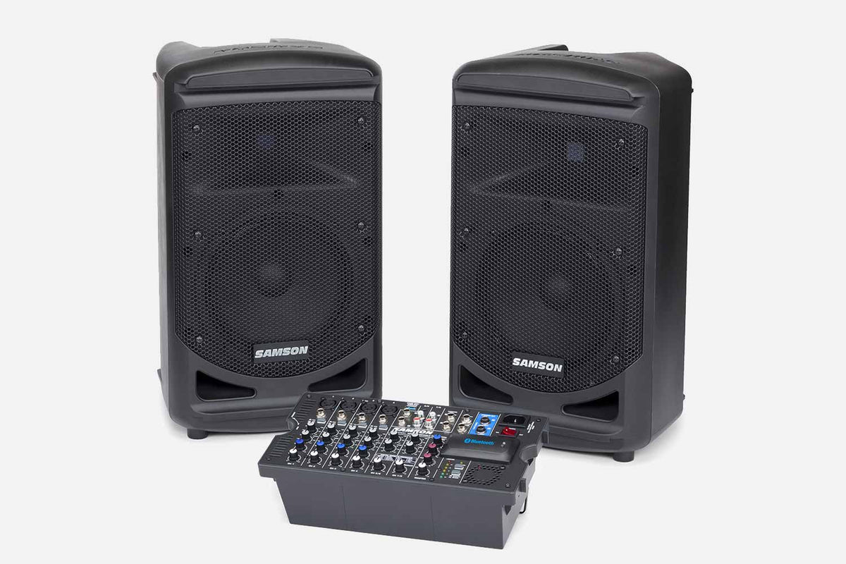 Samson XP800 - 800-Watt Portable PA