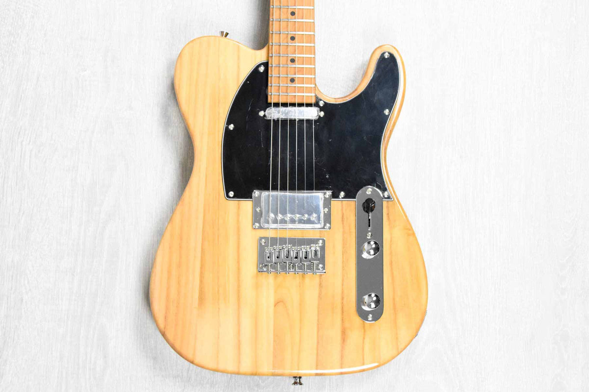 Stagg SET-T-PLUS NAT Vintage Telecaster Natural Highgloss