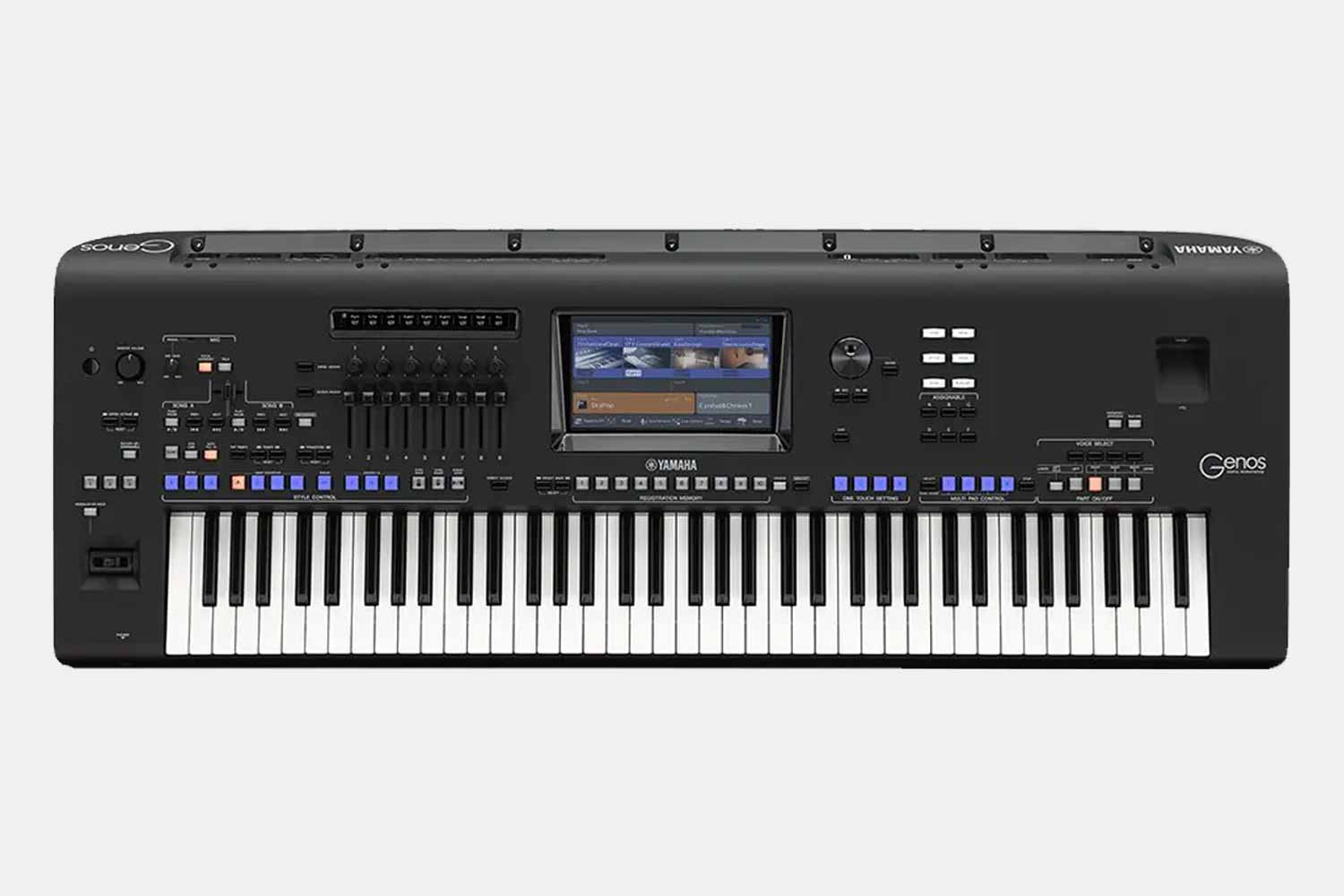 Yamaha GENOS - 76 Keys Keyboard Workstation (5752110153892)