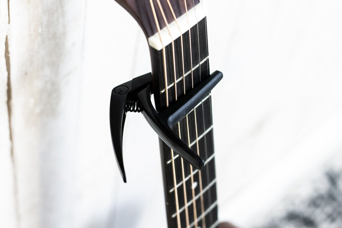 G7th Capo Nashville Steel String Black (5318182568100)