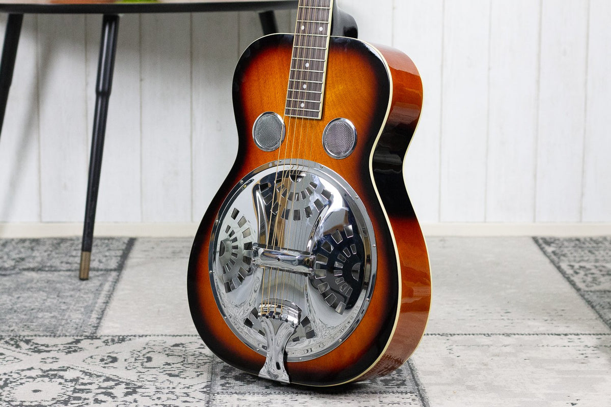 Gold Tone Paul Beard Signature Resonator Gitaar (5279043748004)