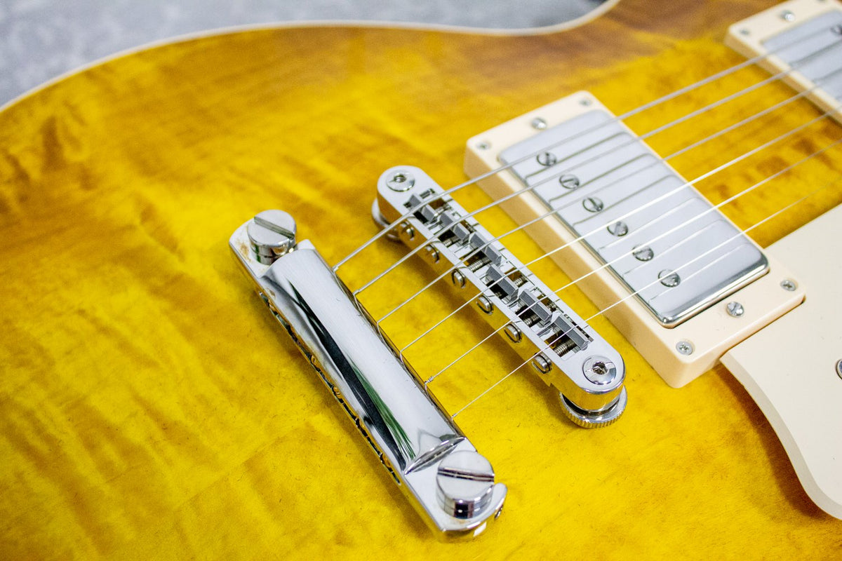 Heritage H-150 Dirty Lemon Burst with Case