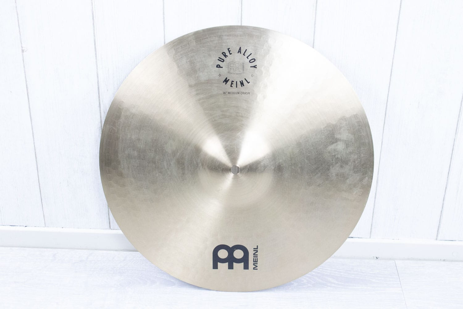"Meinl 16"" Crash Medium PA16MC Pure Alloy (5474150187172)"