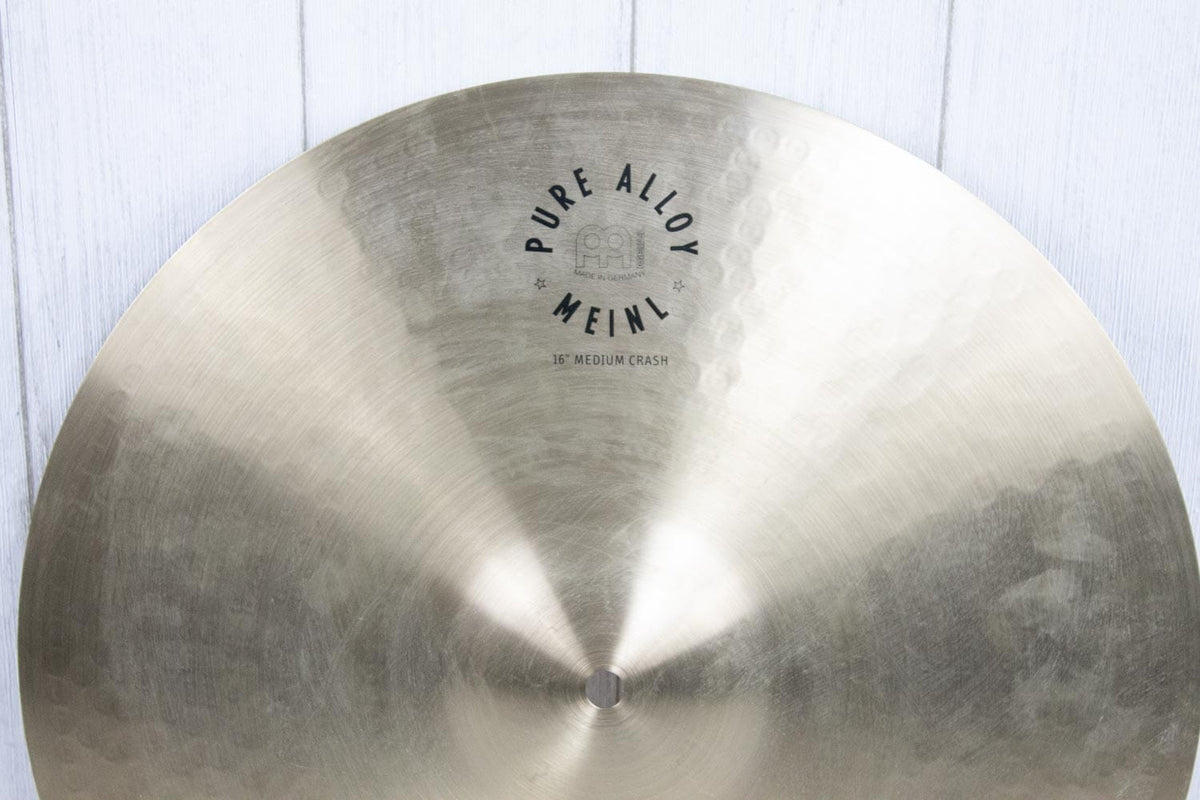 "Meinl 16"" Crash Medium PA16MC Pure Alloy"