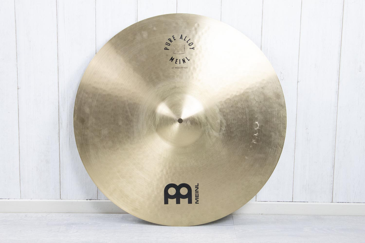 "Meinl 22"" Ride Medium PA22MR Pure Alloy (5479588462756)"
