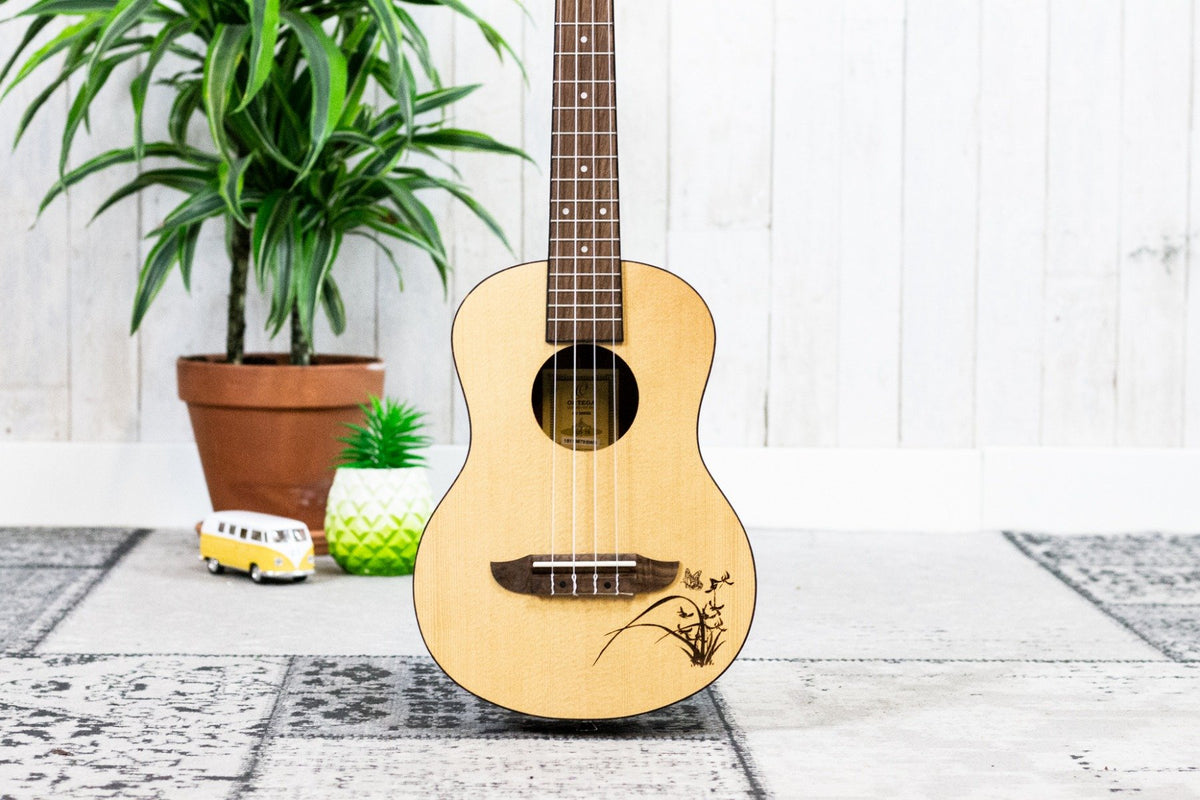 Ortega RU5-TE Bonfire Series Tenor