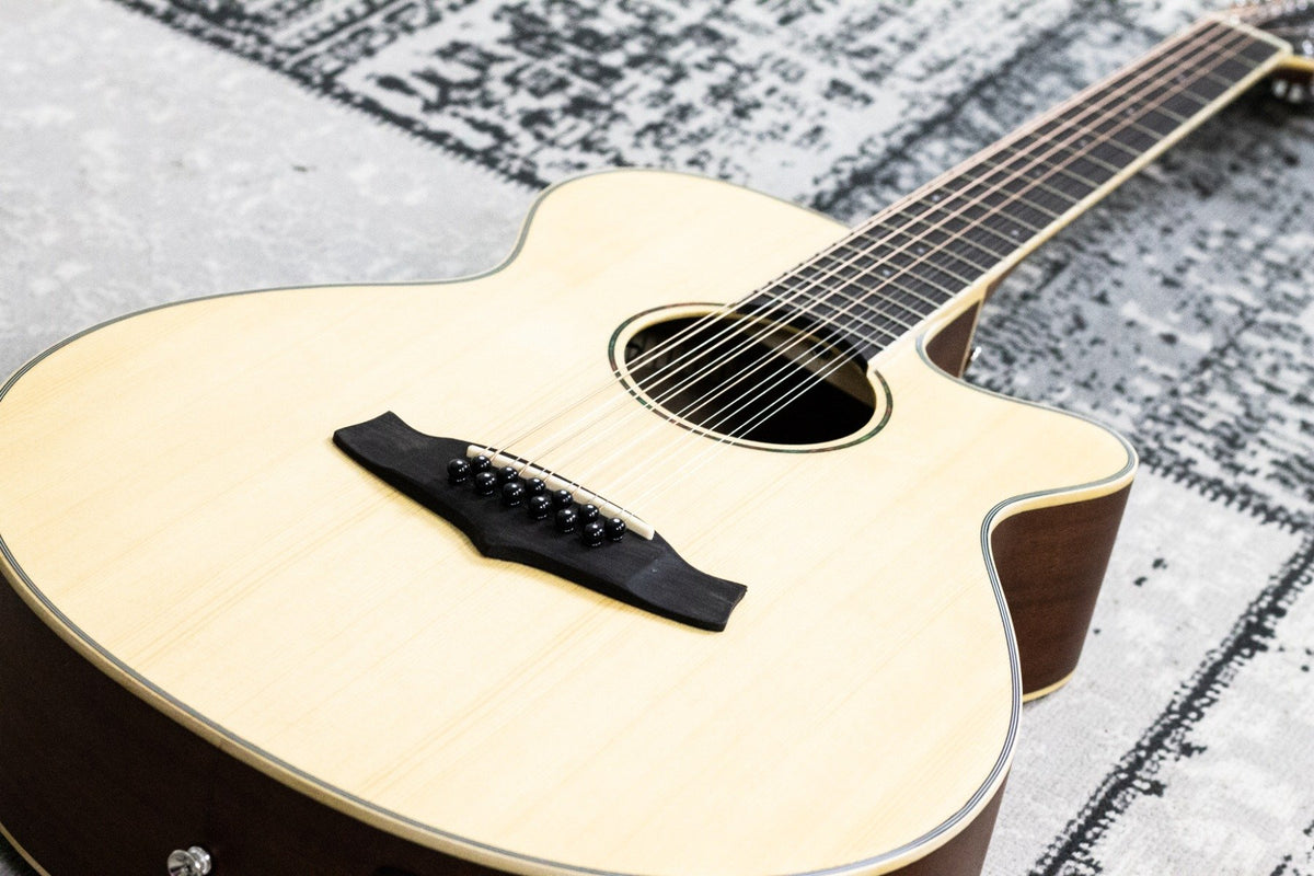 Tanglewood Winterleaf TW12CE 12-String Naturel Satin