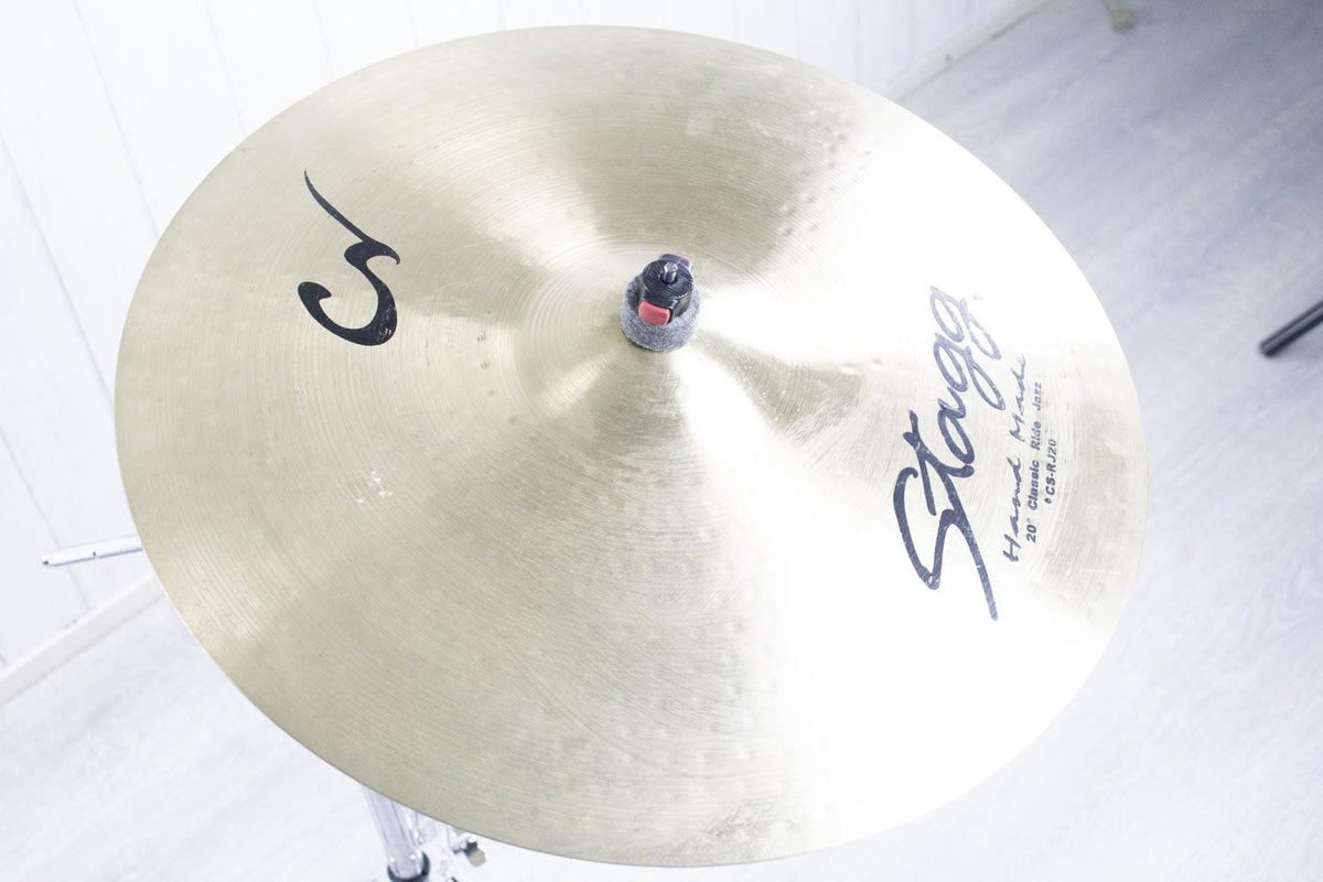 Stagg Hand made 20'' Classic Jazz Ride