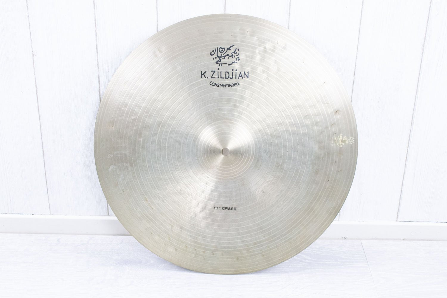 Zildjian K Constantinople 17'' Crash bekken (5476722213028)