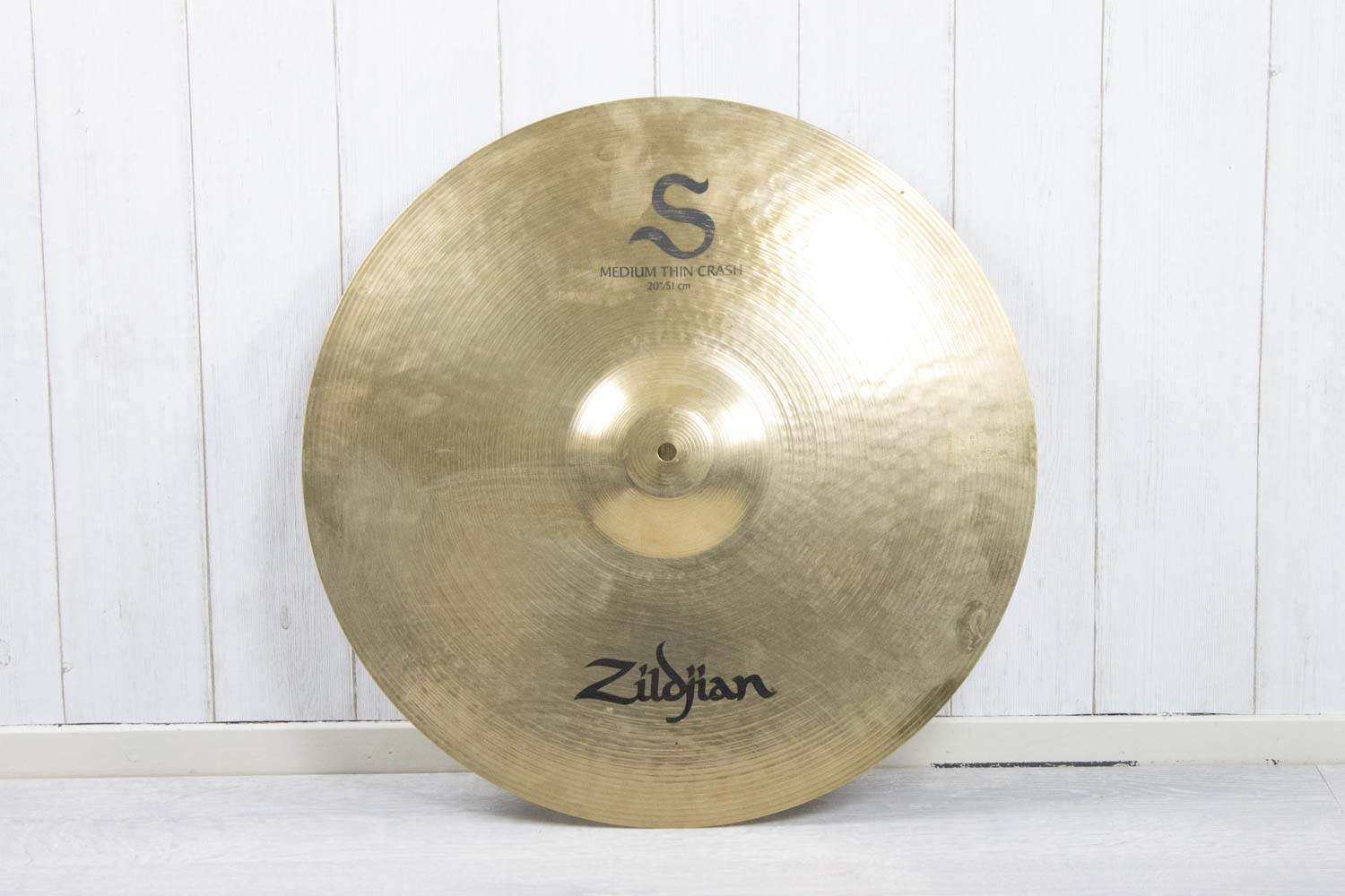 "Zildjian S Family 17"" Medium Thin Crash (5476885594276)"