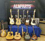 Welcome to Allparts UK the UK's premier guitar, bass and amp parts supplier