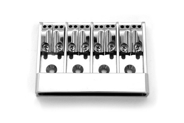 Bass bridge - ABM 8-string bass bridge - top loading