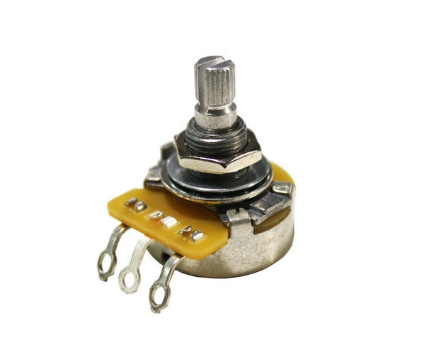 Potentiometer - 1Meg audio pot CTS split knurled shaft